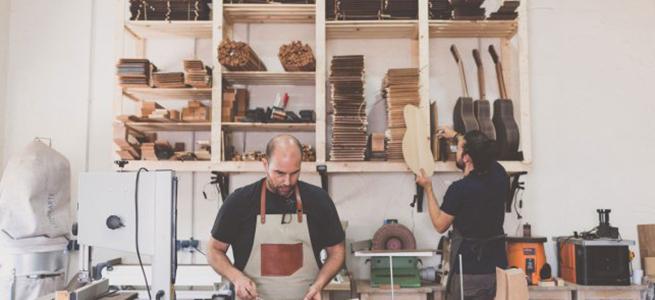 entrevistas  Luis Guerrero, un ingeniero de telecomunicaciones convertido en luthier