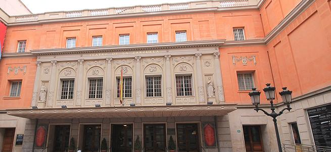 convocatorias concursos  I Concurso de proyecto de creación de obra lírica española del Teatro de la Zarzuela
