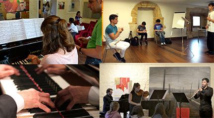 cursos de verano 2017  VII Campus Musical Noja 2017