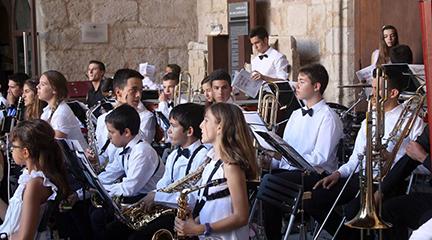 cursos de verano 2017  Encuentro Orquestal Sinfónico