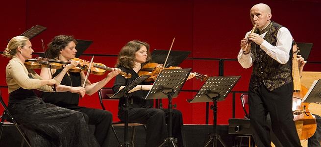 festivales  El Ensemble La Fenice homenajea a Monteverdi en el Festival de Torroella de Montgrí