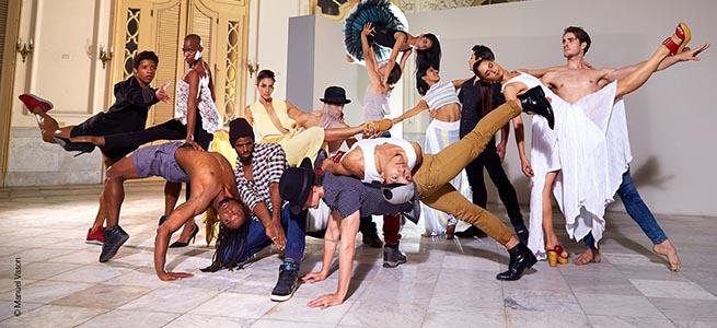 festivales  Acosta Danza clausura el Festival Castell de Peralada