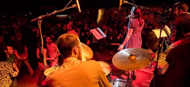 para ninos  La Txikijazz Band se convierte en BIG BAND en la 5ª edición del festival