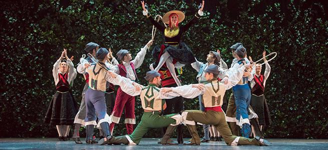 espanola  El Ballet Nacional de España homenajea a Antonio Ruiz Soler El Bailarín en los Teatros del Canal