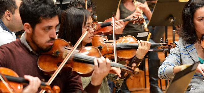 cursos  Convocatoria extraordinaria del Curso Avanzado de Especialización Orquestal