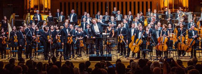 pruebas de acceso  Convocatoria de Brussels Philharmonic para Violín y Viola Tutti