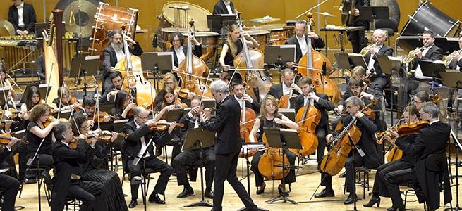 temporadas  La Real Filharmonía de Galicia celebrará 25 conciertos en la nueva temporada con actuaciones gratuitas, propuestas didácticas y familiares