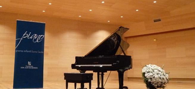 convocatorias concursos  21 Premio Infantil de Piano Santa Cecilia 2017