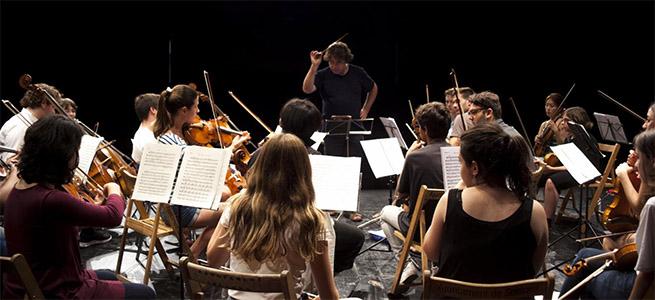 festivales  Festival de la Academia Internacional de Música de Solsona
