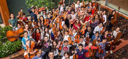 OFGC. Cortesía Orquesta Filamónica de Gran Canaria