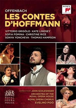 cdsdvds  Les contes d'Hoffmann, mucho cuento