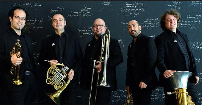 internacional  Spanish Brass inicia un periodo de giras en Corea del Sur, Estados Unidos, México y Francia