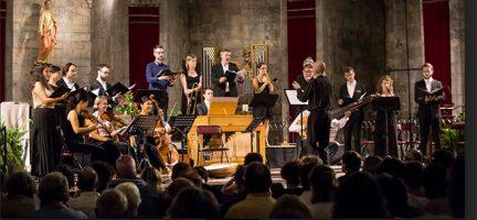 Ensemble La Fenice. Festival de Torroella de Montgrí © Martí Artalejo