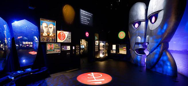 opinion  Pink Floyd: 50 años, la exposición Their mortal remains