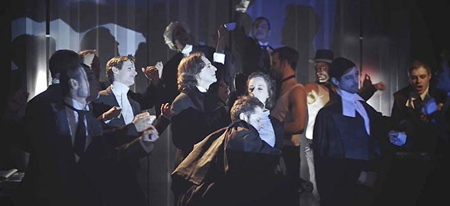 temporadas  Teatro de máscaras, cabaré y JazzMadrid en la nueva temporada del Fernán Gómez