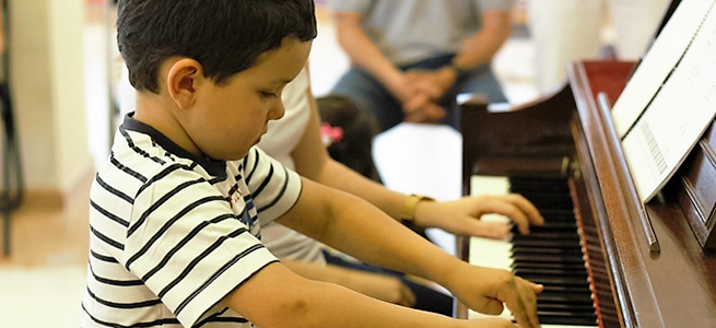 cursos  La enseñanza del piano según la Music Learning Theory Edwin Gordon