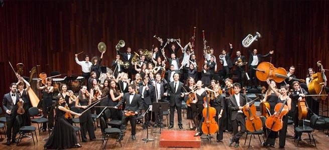 clasica  La Jove Orquestra Simfònica de Barcelona inaugura temporada en el Palau de la Música