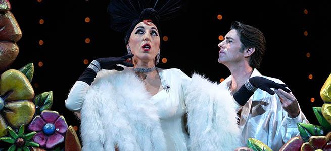 lirica  El Teatro de la Zarzuela inaugura la Temporada con El cantor de México