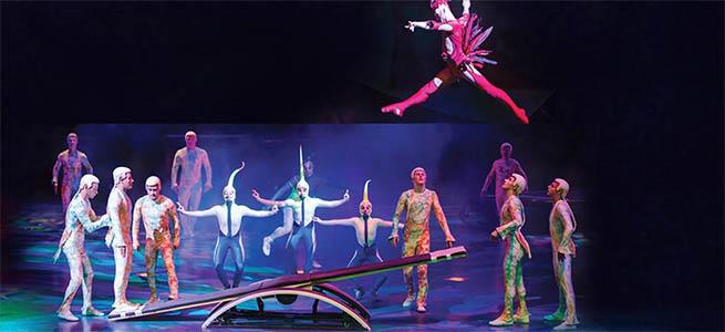 pruebas de acceso  Pruebas de acceso del Circo del Sol para un bailarín
