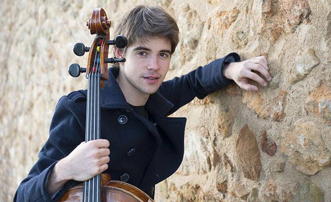 internacional  El joven chelista Alfredo Ferre galardonado con el premio Nicolas Firmenich del Festival de Verbier