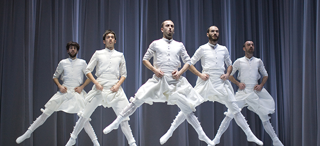 festivales  Kukai Dantza inaugurará la 3ª edición del festival danza MOS en Conde Duque