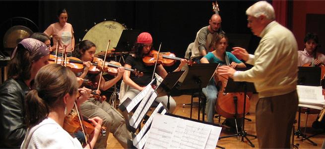 actualidad de centros  Pruebas de acceso para la convocatoria de septiembre del Conservatorio Superior de Música de Castilla y León