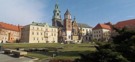 Wawel y la catedral de Cracovia