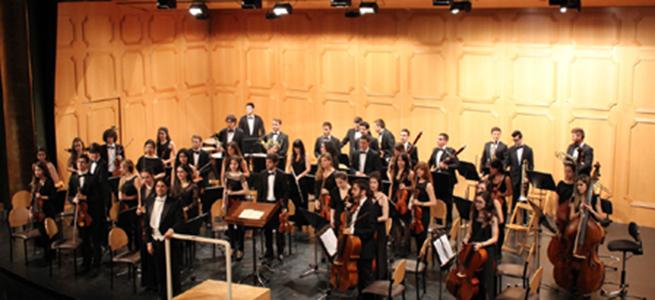 pruebas de acceso Pruebas de acceso para la Orquesta Sinfónica de la UCM