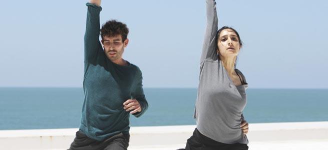 contemporanea danza  La danza sigue por las calles de Málaga