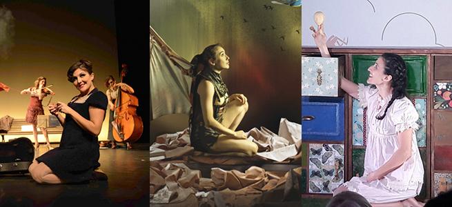 temporadas  Programación de artes escénicas para el otoño de la Casa de las Artes de Laguna de Duero