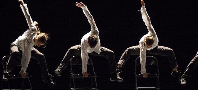 contemporanea danza  La Compañía Nacional de danza baila en la Plaza Mayor