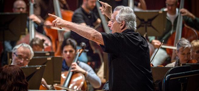 clasica  La Orquesta Filarmónica de Gran Canaria alrededor de Prokofiev y Brahms