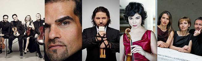 temporadas  Ópera, ballet, zarzuela, jazz, melodrama o conciertos didácticos en la Temporada de la Fundación Juan March