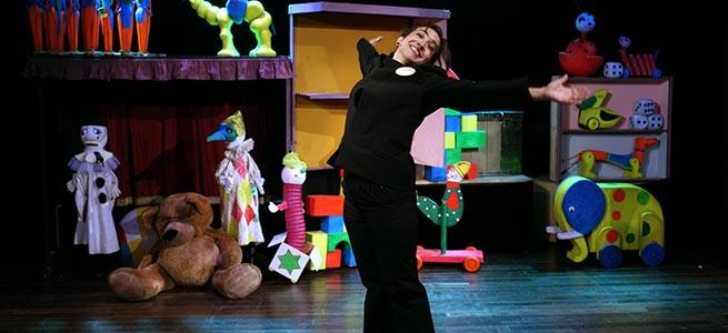 para ninos  Teatro Real, mucho más que ópera, para todas las edades