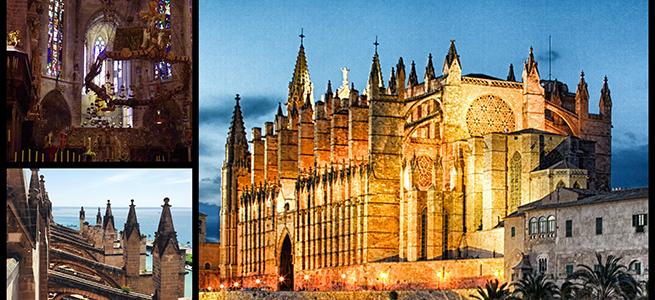 festivales  El Festival Internacional de Órgano llenará de armonía la Catedral de Mallorca