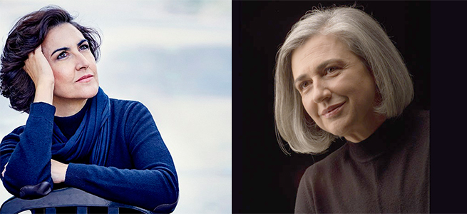 notas  Rosa Torres Pardo y Teresa Catalán, Premios Nacionales de Música 2017