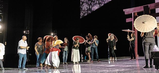lirica  Agotadas las entradas para la nueva producción de Les Arts de Madama Butterfly, de Puccini