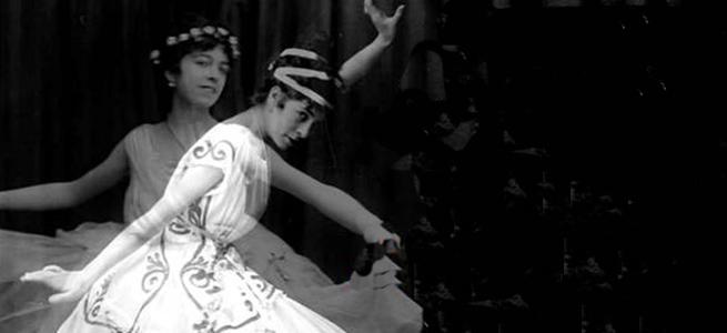 notas  Exposición Poetas del cuerpo. La danza de la Edad de Plata (1916 1936) en la Residencia de Estudiantes