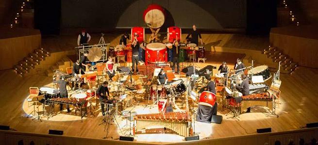 contemporanea  El grupo Percusiones del CSMA estrena en la Fundación Juan March