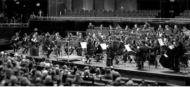 pruebas de acceso  Audiciones para Handel Oratorio Society