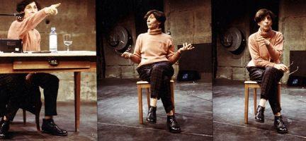 Bone Festival für Aktionskunst, Schlachthaus Theater, Berna, 1998. Photo: © David Aebi