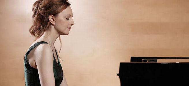 clasica  Concierto de La Filarmónica, con la pianista Varvara Nepomnyashchaya en el Museo Nacional Thyssen Bornemisza