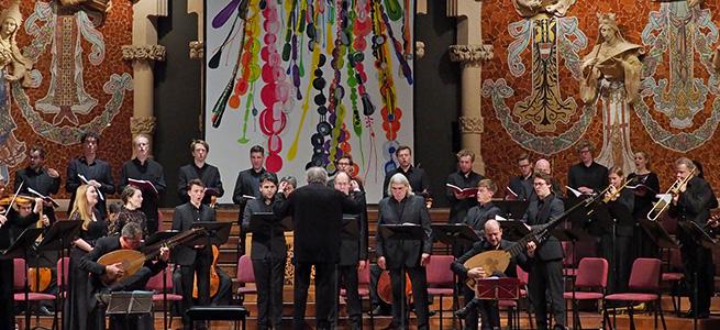 opinion  Las Vísperas de Monteverdi emocionan el público del Palau