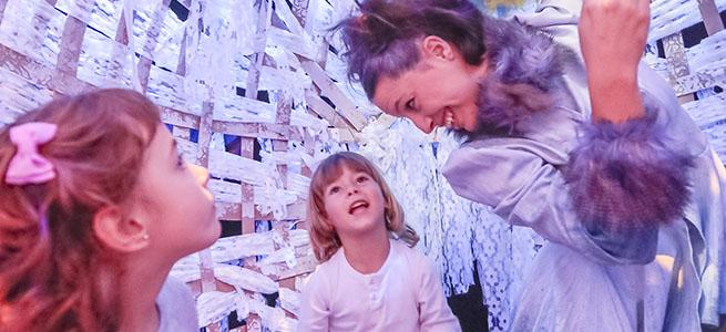 para ninos  El Festival El Més Petit de Tots anima a desarrollar el espíritu crítico y el sentido común de los niños