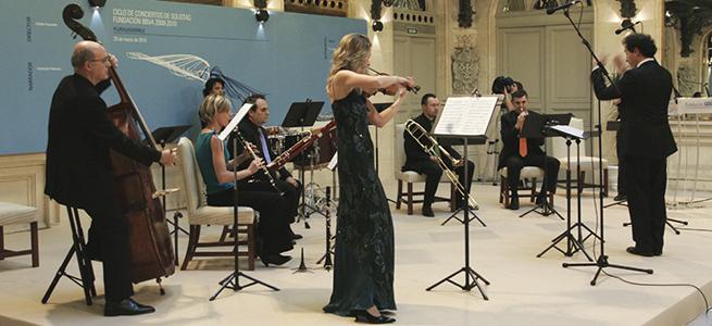 contemporanea  Stravinsky y el siglo XXI en el primer concierto del Ciclo FBBVA PluralEnsemble