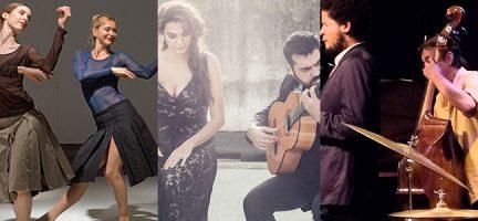 Ariel Bringuez. Alba Molina. H.K. - Quintett