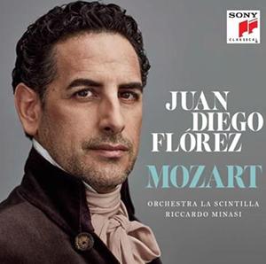 cdsdvds  Juan Diego Flórez lanza su primera grabación de Mozart