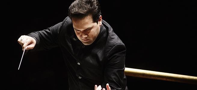 temporadas  La Orquesta Sinfónica de Euskadi comienza temporada con Robert Treviño como director titular