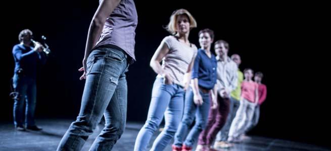 contemporanea danza  Correction, una coreografía sobre la falta de libertad, llega al Festival Danzamos
