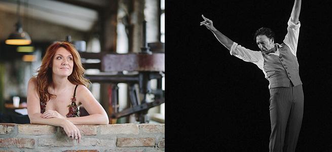 lirica  Magdalena Kozená y Antonio El Pipa fusionan flamenco y barroco en el Liceu
